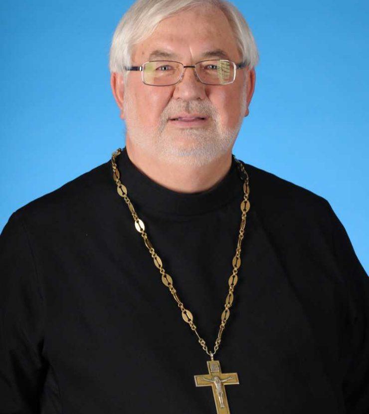 Fr. Alexander Federoff; Retired